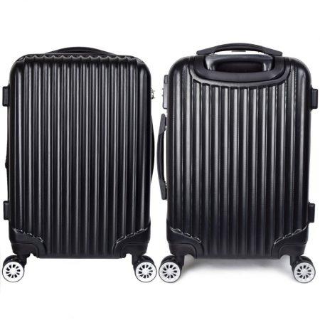軽量スーツケース キャリーバッグ  8輪キャスター TSAロック付き 「Lサイズ」 LB001